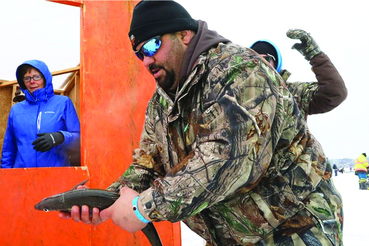 Barrie Ice Fishing Blog June 2018